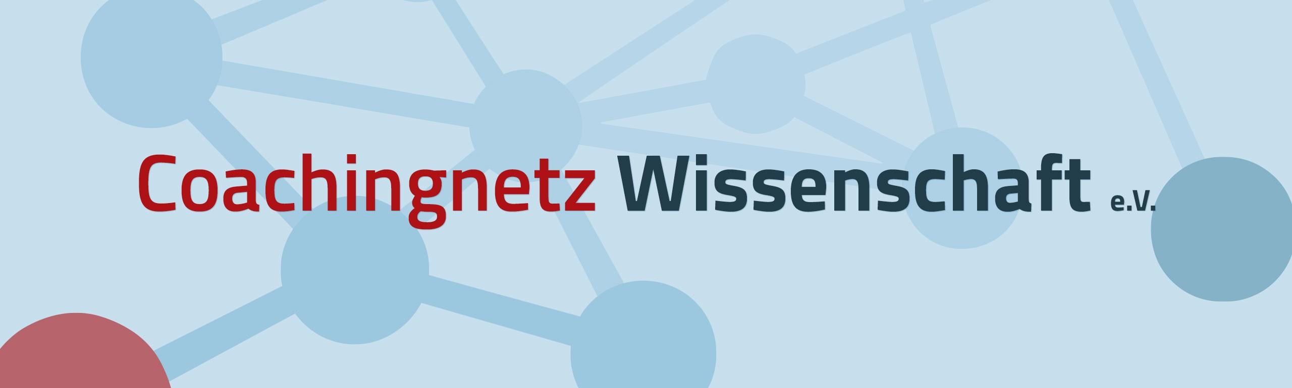 Coachingnetz Wissenschaft e.V.